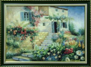 Среднеземноморье цветы