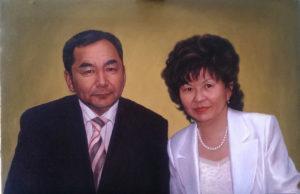 Картина супругов