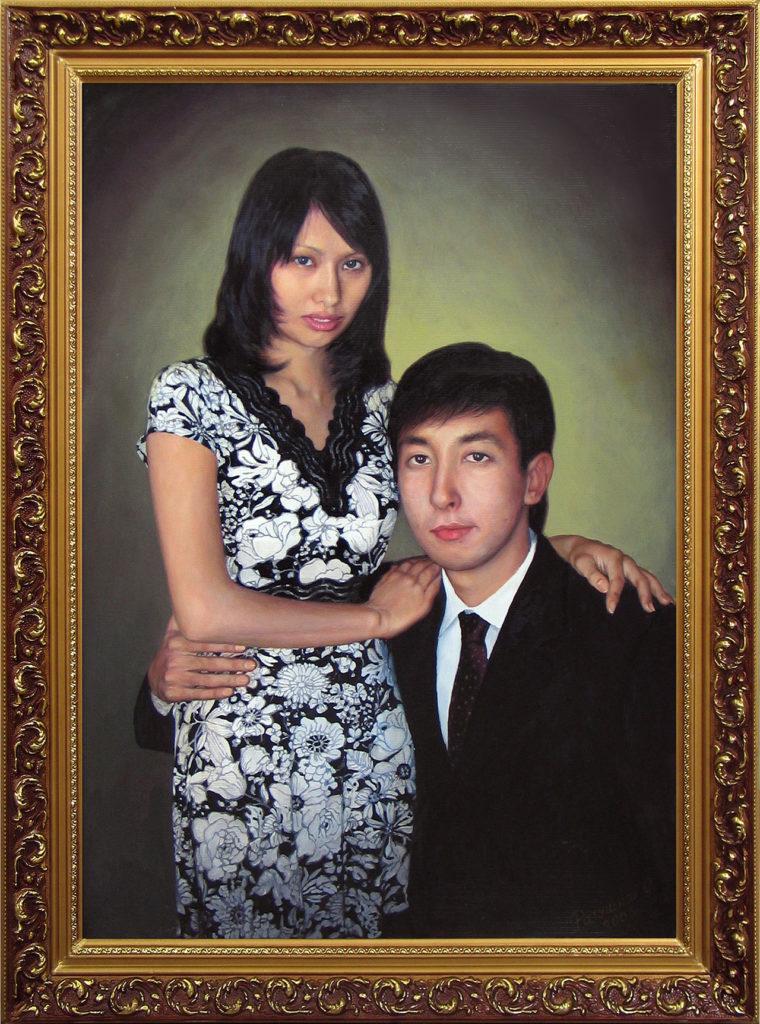 Портрет-2