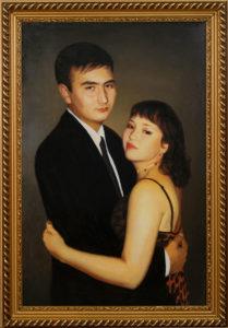 Портрет живопись
